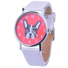 Load image into Gallery viewer, Cute Quartz Dog Watch
