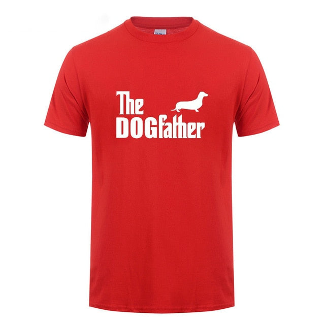 Dachshund  The Dogfather T Shirts