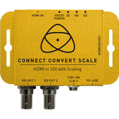 Connect Convert Scale | HDMI to SDI