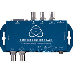 Connect Convert Scale | SDI/HDMI to Analog