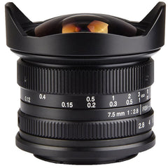 7.5mm F2.8 for Sony E