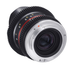 8mm T3.1 Cine UMC Fisheye II