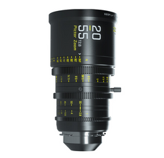 Pictor 20 to 55mm T2.8 Super35 Parfocal Zoom Lens (PL Mount and EF Mount)