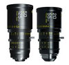 Pictor 20-55mm and 50-125mm T2.8 Super35 Zoom Lens Bundle (PL Mount and EF Mount, Black)