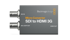 Micro Converter SDI-HDMI 3G with Power Supply