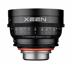 XEEN 20mm T1.9 Cinema Lens 電影鏡頭