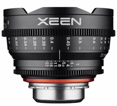 XEEN 14mm T3.1 Cinema Lens 電影鏡頭