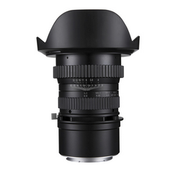15mm f/4 Macro Lens with Shift