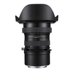 15mm f/4 Macro Lens for Sony E with Shift