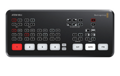 ATEM Mini HDMI Live Stream Switcher