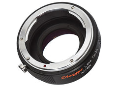 Lens Turbo Ai-S to M43