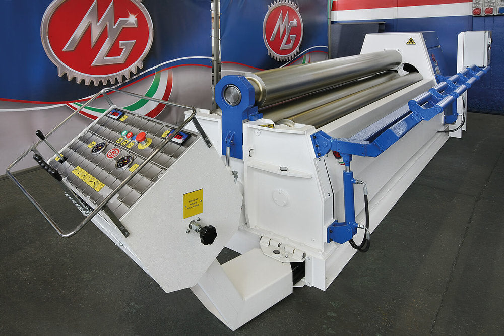 "M2045F - 6 FOOT X 1.750"" 4 ROLL PLATE BENDER"