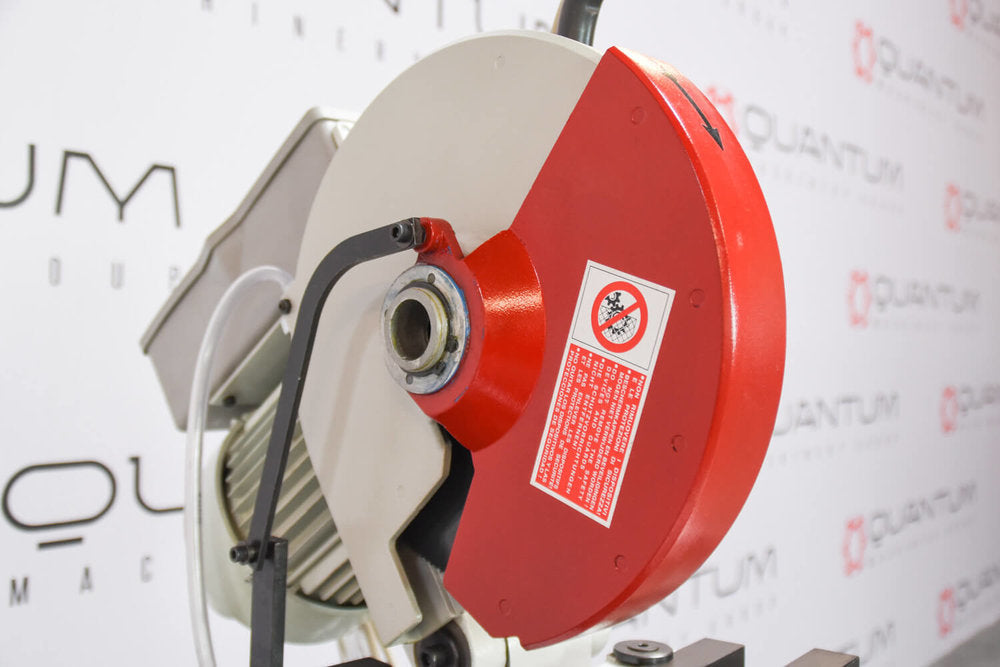 "NEW 300 EDV: 12"" Manual, Pivot-Style Cold Saw (3-1/2"" Round Tube Capacity)"