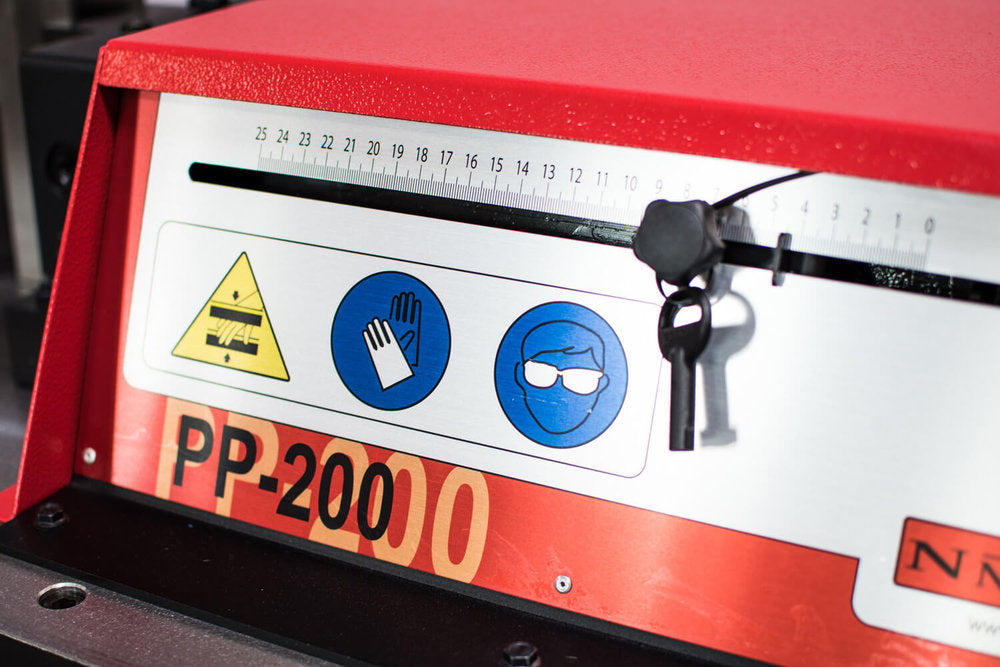 PP200: Horizontal Press Brake