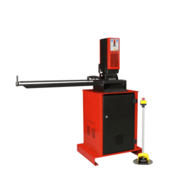 PI85 HYDRAULIC LOCK PRESS
