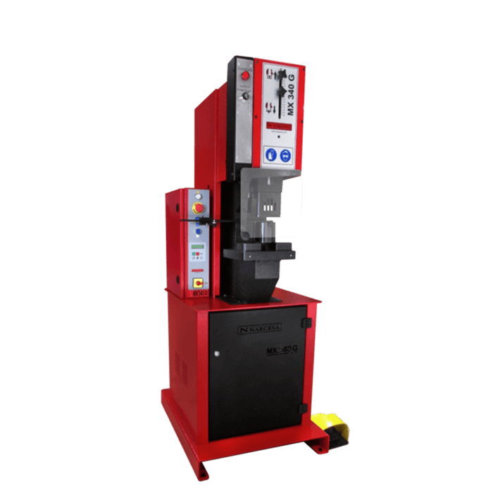 MX340G INDUSTRIAL HYDRAULIC IRON WORKER