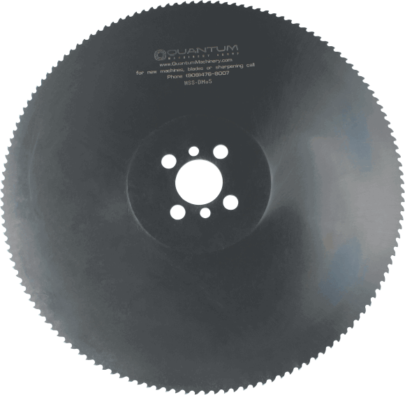 "370x2.5x32 (14.5"" Inch) H.S.S. Quantum Universal Circular Cold Saw Blade (MADE IN ITALY)"
