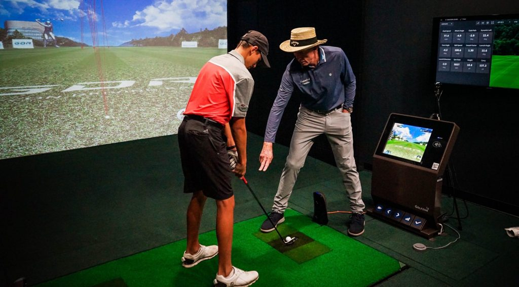 Online Golf Lesson