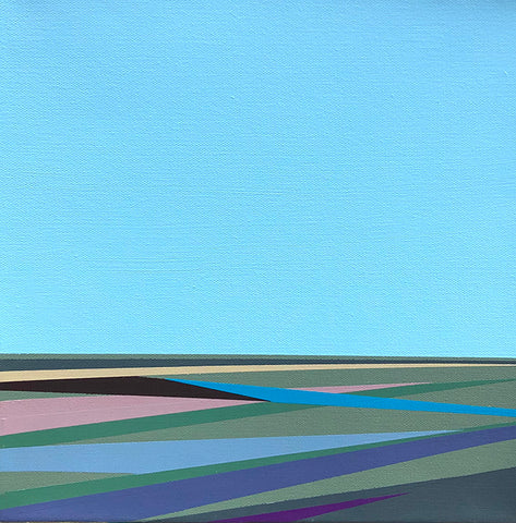 Billie Rae Busby contemporary abstract landscape artist