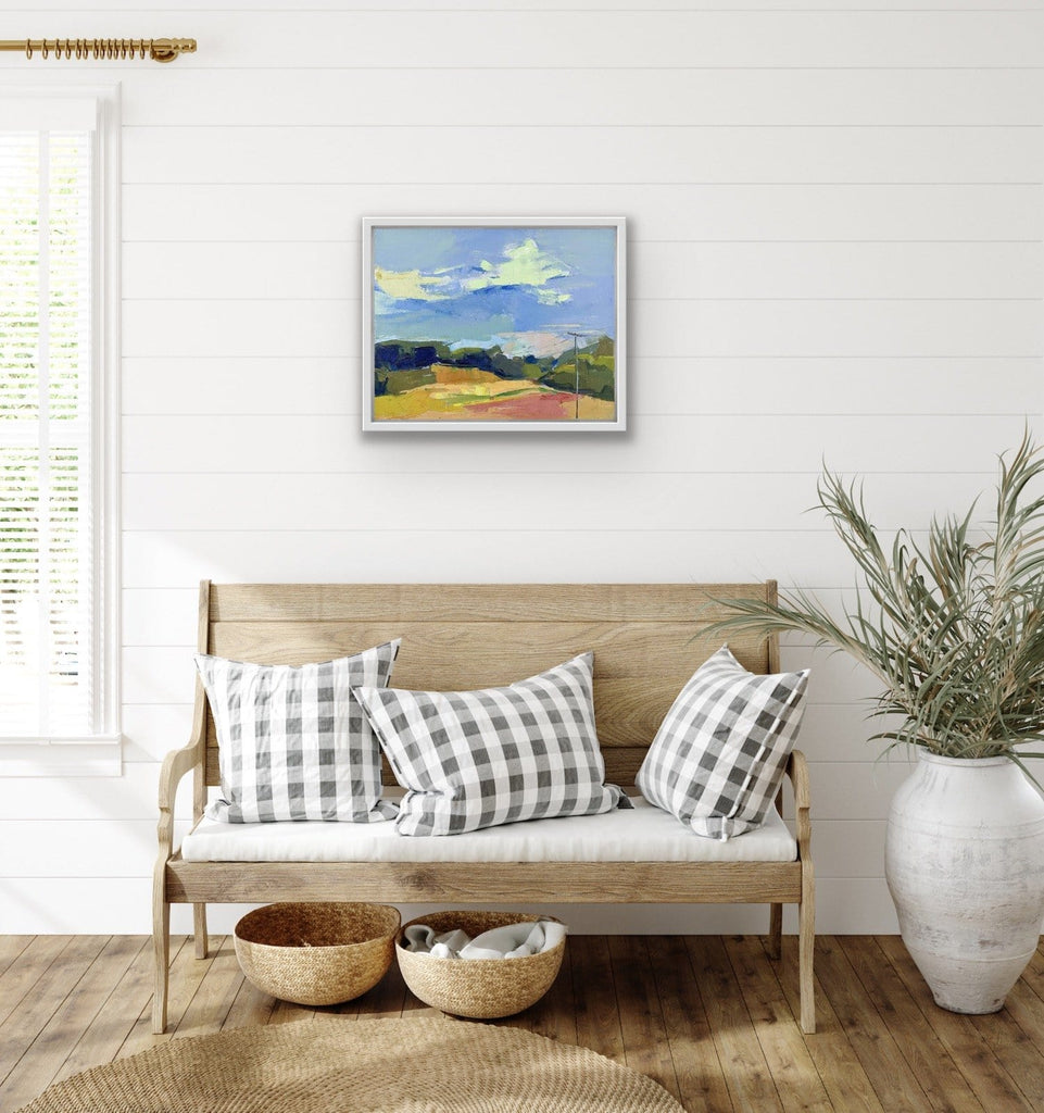 Bri Custer Art Original Landscape Painting