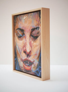 Scott Hutchison, Plastic #2 - Original Painting