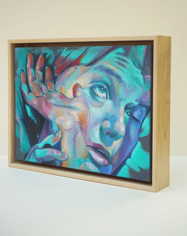 Scott Hutchison, Awake - Original Painting