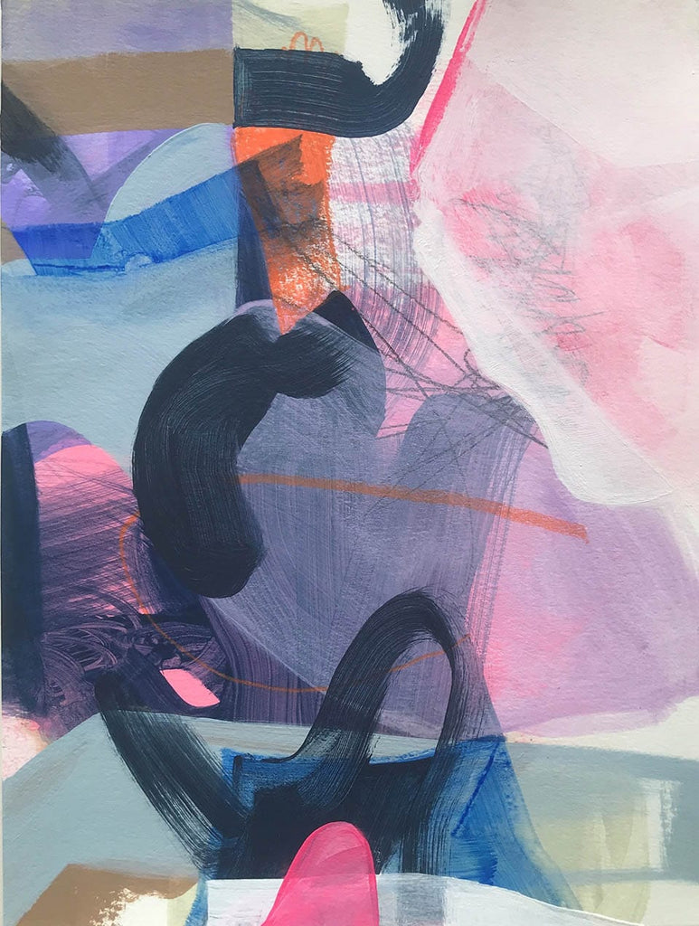 Kimberly Engel Art Abstract Paintings