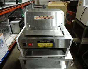 "Oliver 711 Commercial Bread Slicer  3/8"" 115V / 1 PH"
