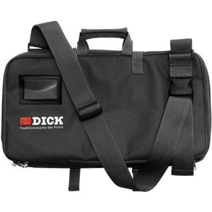 F. Dick (8101000-01) Cutlery Roll Bag, Black, Nylon