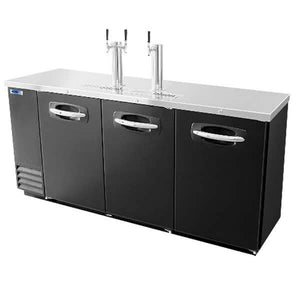 Norlake NLDD79 AdvantEDGE Commercial Direct Draw Beer Cooler