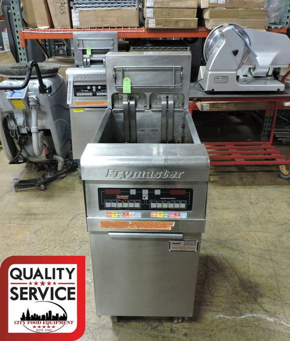 Frymaster PH114TCSD Commercial Electric Fryer,
