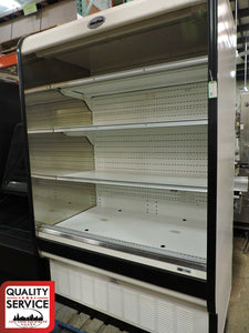 Tyler D5DSC4 Commercial Refrigerated Self-Serve Display Case