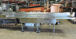 Commercial Stainless Steel 4-Compartment Sink w/ 2 Drainboards - 152""