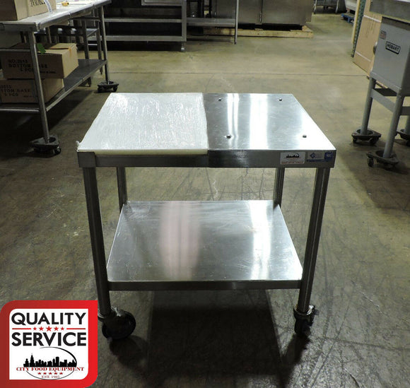 Commercial Stainless Steel Used Work Table 24