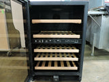 Wine Enthusiast N'finity Dual Temperature Zone Wine Cellar