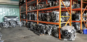 Toronto Auto Parts carries lots of jdm engines, jdm transmissions, jdm suspension parts, jdm engine parts, jdm electrical parts, and car body parts. Some of the makes we carry are Toyota, Lexus, Honda, Acura, Mazda, Mitsubishi, Nissan, Infiniti, Hyundai..