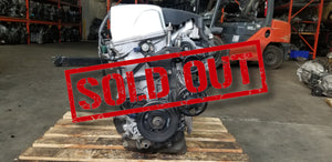Honda CR-V 07-09 JDM 2.4L K24Z Engine Only - Toronto Auto Parts