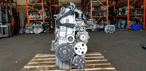 Honda Fit 01-06 JDM 1.5L L15A Engine Only - Toronto Auto Parts