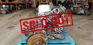 JDM Acura CSX 2006-2011 2.0L K20Z i-VTEC Engine with Automatic Transmission - Toronto Auto Parts