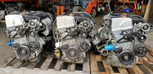 Acura CSX 06-11 JDM 2.0L K20Z i-VTEC Engine With Automatic Transmission - Toronto Auto Parts
