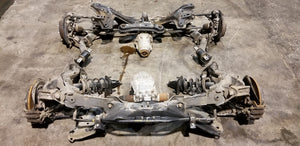 Honda CR-V 07-09 JDM Complete Rear Suspension - Toronto Auto Parts