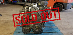 Honda Civic 01-05 1.7L JDM Engine W/5 Speed D17A Manual Transmission Non-VTEC - Toronto Auto Parts