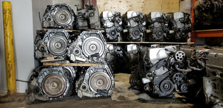 Honda Civic 06-11 JDM 1.8L R18A Automatic Transmission - Toronto Auto Parts