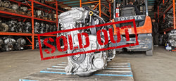 JDM Toyota Prius 2012-2017 1.8L 2ZRFXE Hybrid Engine and Automatic Transmission