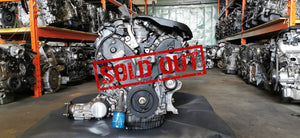 JDM J37A Acura MDX 2006-2013 / Acura TL AWD 2007-2014 / Acura RL 2007-2014 / Acura ZDX 2007-2014 Engine and Automatic Transmission