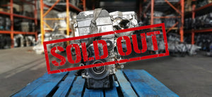 JDM Honda CRV 1997-2001 B20B 2.0L Low Intake Engine Only