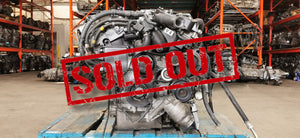 JDM Lexus IS250 2006-2012 4GRFSE 2.5L AWD Engine and Automatic Transmission