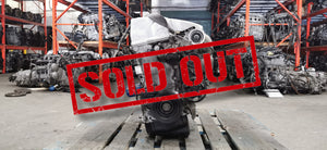 JDM Acura TSX 2004-2008 K24A 2.4L Engine Only