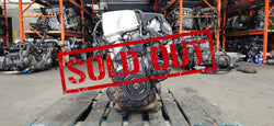 JDM Honda CRV 2007-2009 K24Z1 2.4L Engine Only