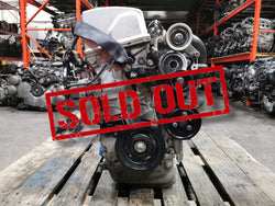 JDM Acura TSX 2009-2014 K24A 2.4L i-VTEC Engine Only